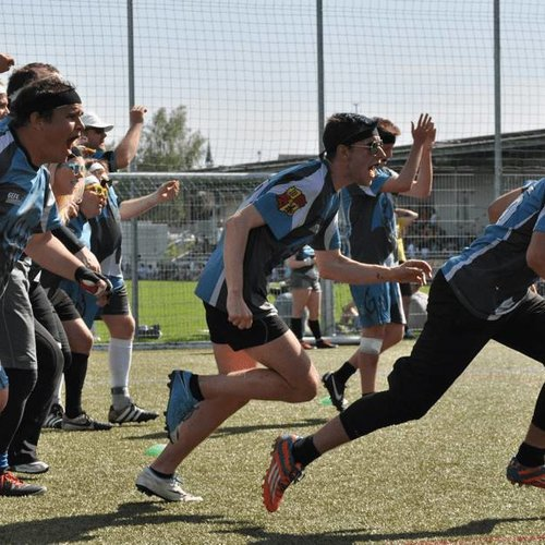 Hard work pays off at European Quidditch Cup