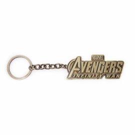 Bioworld Marvel: Infinity War Logo Metal Keychain