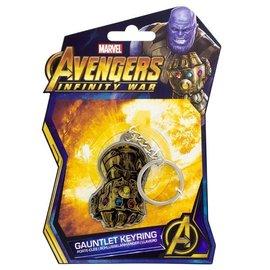 Paladone Marvel: Avengers Infinity War - Gauntlet Keyring
