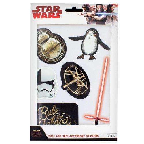 Paladone Star Wars The Last Jedi: Accessory Stickers