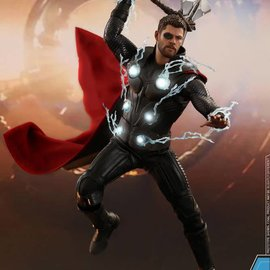Hottoys Marvel: Avengers Infinity War - Thor 1:6 Scale Figure