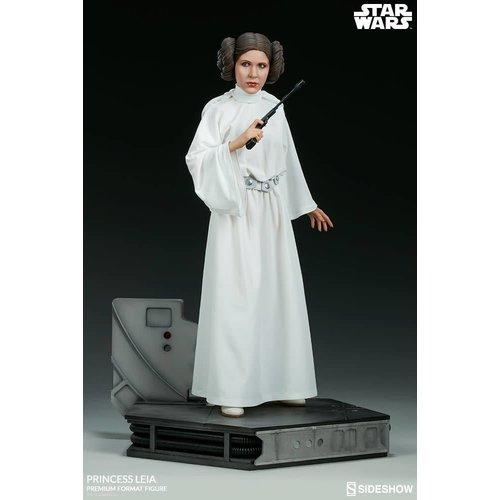 Sideshow Star Wars: A New Hope - Princess Leia Premium Statue