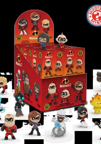 Mystery Mini Disney: The Incredibles 2 PRICE PER PIECE