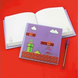 Paladone Super Mario Bros: 3D Motion Notebook