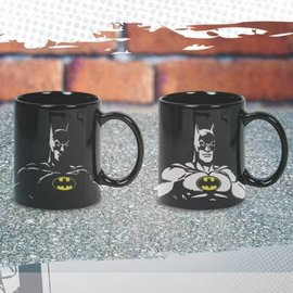 Paladone DC Comics: Batman Heat Change Mug