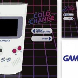 Paladone Nintendo: Game Boy Colour Change Glass