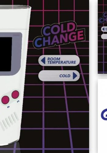 Nintendo: Game Boy Colour Change Glass