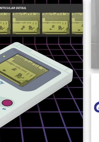 Nintendo: Game Boy Notebook