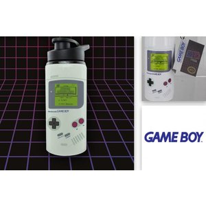 Paladone Nintendo: Game Boy Water Bottle