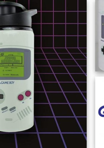 Nintendo: Game Boy Water Bottle