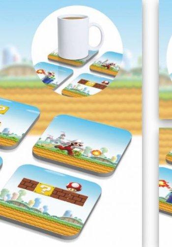 Nintendo :  Super Mario: 3D Coasters