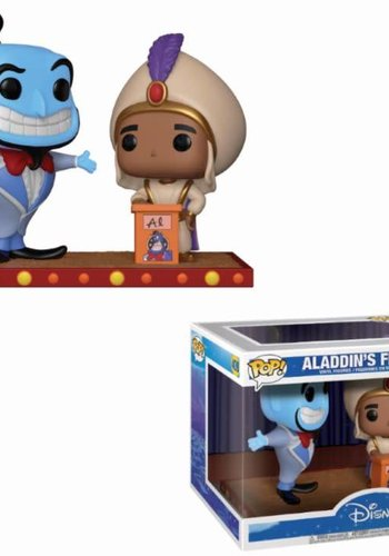Pop! Disney: Movie Moment - Aladdin's First Wish