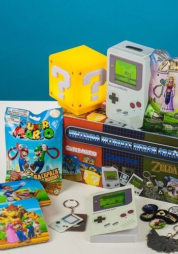 Nintendo: Ultimate Merch Crate