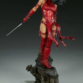 Sideshow Marvel: Electra Premium Statue