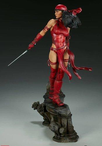 Marvel: Electra Premium Statue