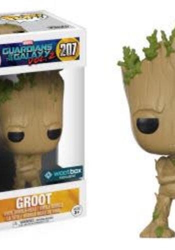 Pop! Marvel: Guardians of the Galaxy - Teenage Groot