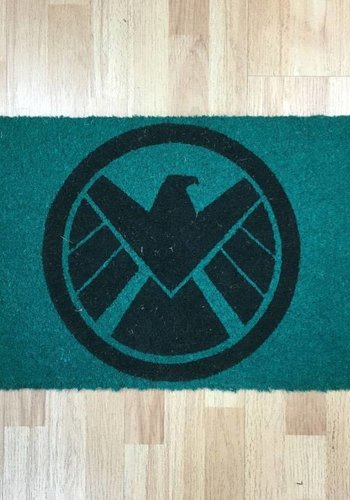 Marvel: S.H.I.E.L.D Logo Doormat