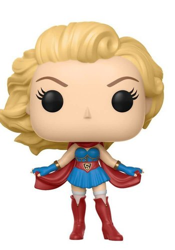 Bombshells Supergirl Pop!