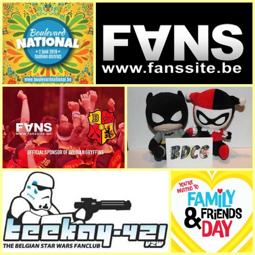 FANS present Friends & Familly Day @Boulevard National