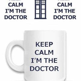 Hole In The Wall Doctor Who Keep Calm