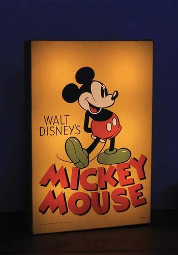 DISNEY - Luminart 30 x 20 - Mickey Mouse