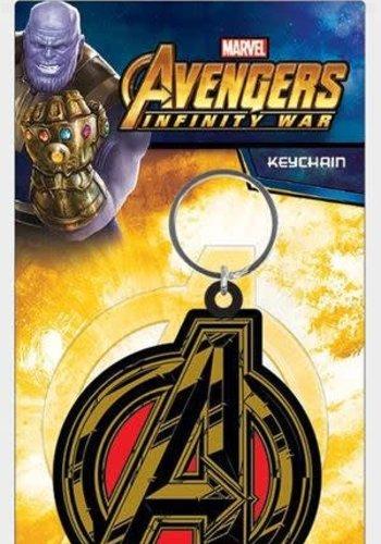 Avengers Infinity War Avengers Symbol - Keyring