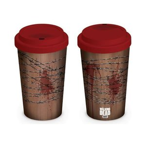 Hole In The Wall The Walking Dead Lucille - Travel Mug