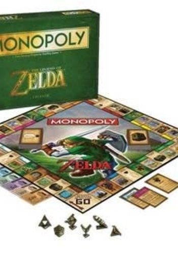 MONOPOLY - ZELDA (UK)