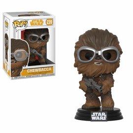 FUNKO Pop! Star Wars: Han Solo Movie - Chewbacca with Goggles