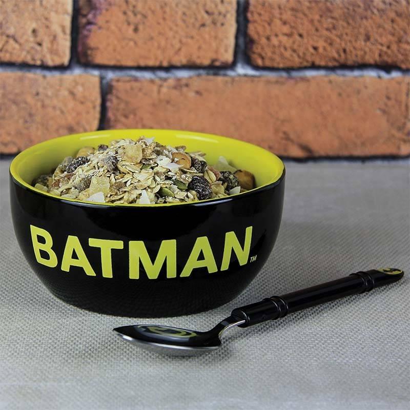 Paladone Batman Breakfast set