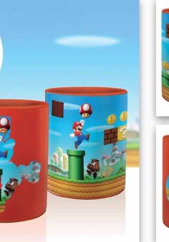 Super Mario: Heat Change Mug