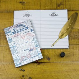 Paladone Harry Potter: Quidditch Notebook