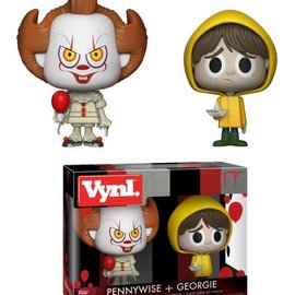 FUNKO Vynl Movies: IT - Pennywise and Georgie 2-Pack