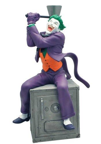DC Comics: Joker on Safe Coin Bank