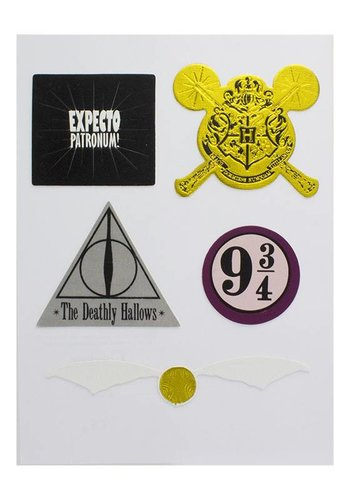 Harry Potter: Accessory Stickers