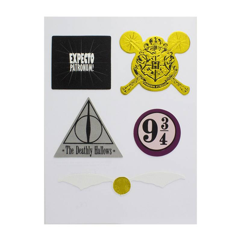 Paladone Harry Potter: Accessory Stickers