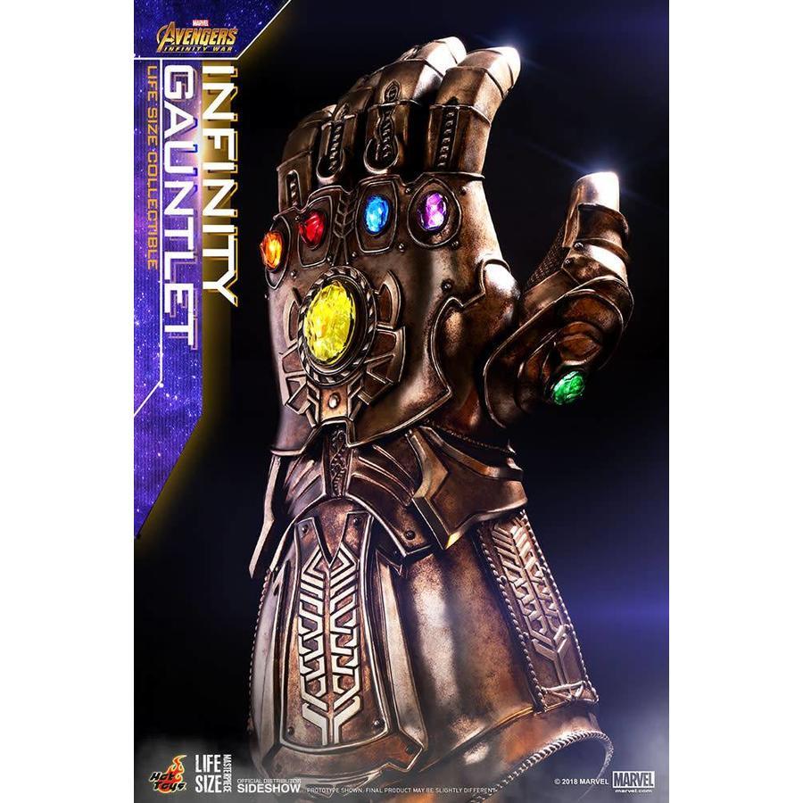 Marvel: Avengers Infinity War - Infinity Gauntlet Prop Replica