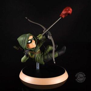 Quantum Mechanix Green Arrow Q-Fig