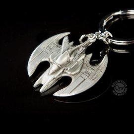 Quantum Mechanix Batwing Key Chain