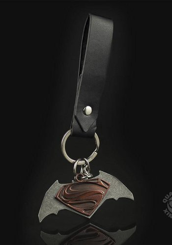 Batman vs Superman Friendship Key Chain