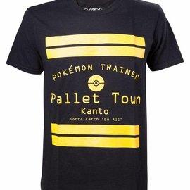 CID Pokémon - Pallet Town T-shirt