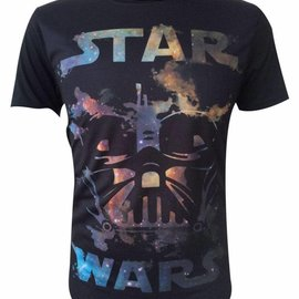 Bioworld Darth Vader All Over T-shirt