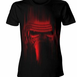 Bioworld Faded Kylo Ren Red T-shirt (s)