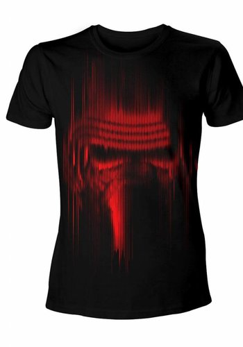Faded Kylo Ren Red T-shirt (s)