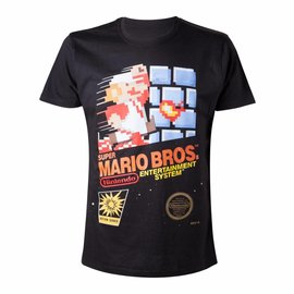 Bioworld Super Mario Bros. T-shirt