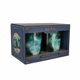 Paladone Harry Potter: Patronus Drinking Glasses
