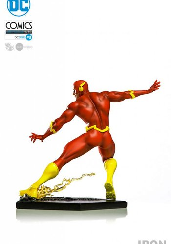DC Comics: The Flash by Ivan Reis - 1:10 Scale Statue