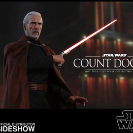 Hottoys Star Wars: Attack of the Clones - Count Dooku 1:6 Scale Figure