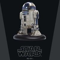 Star Wars: Limited Elite Collection R2-D2 Version 3 - 11 cm Statue
