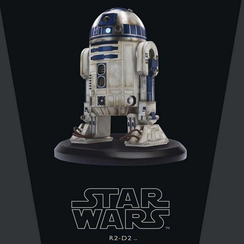 Attakus Star Wars: Limited Elite Collection R2-D2 Version 3 - 11 cm Statue